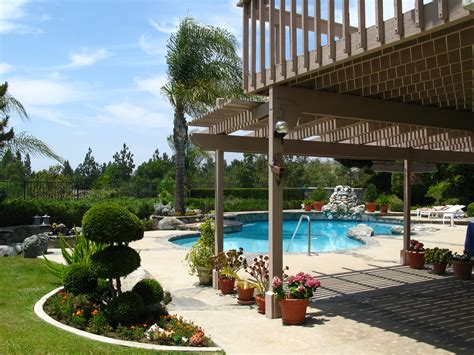 california backyard backyard additions great ideas for your homes summer