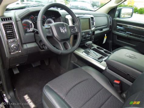 2013 ram 1500 r t regular cab interior color photos