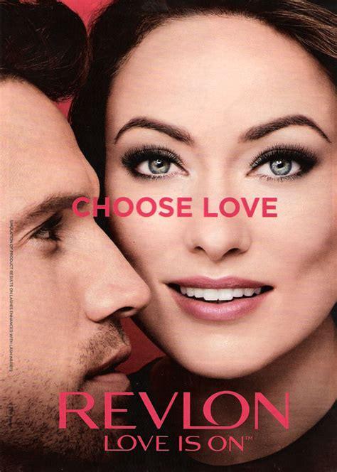 Revlon Is On wilde endorsements