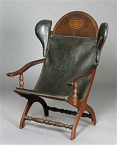 colonial new orleans ceche chair early 19th