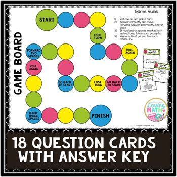 printable area and perimeter games area and perimeter board game freebie by loving math tpt