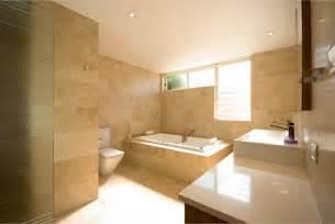 salle de bain travertin la beaut 233 de la de tivoli