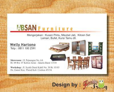 template kartu nama furniture kartu nama murah bagus gambar dp bbm bergerak