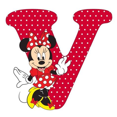 minnie mouse printable alphabet letters 1543 best mickey images on pinterest mini mouse minnie