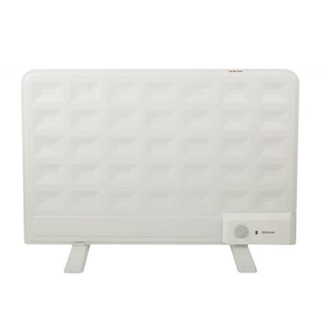 dimplex ofx oil filled panel radiator  thermostat