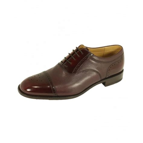 loake oxford shoes loake woodstock two tone oxford shoe footwear from gibbs