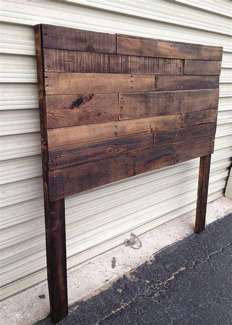 headboards made from reclaimed wood 25 b 228 sta reclaimed wood headboard id 233 erna p 229 pinterest