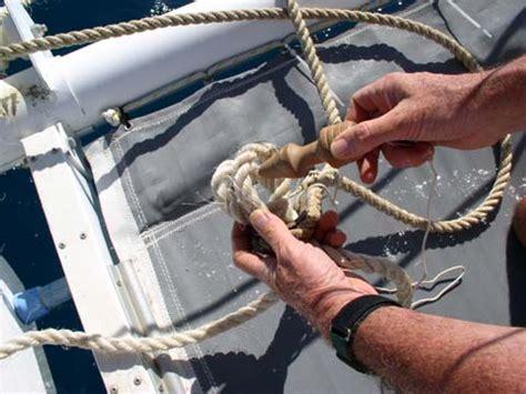 catamaran anchor bridle single line bridle rigging cruisers sailing forums