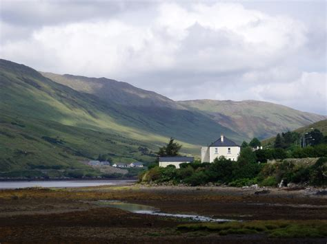 leenane irland the town of leenane connemara adifferentstep s
