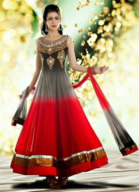 2015 new indian long shirt dresses indian royal wedding bridal wear long anarkali fancy