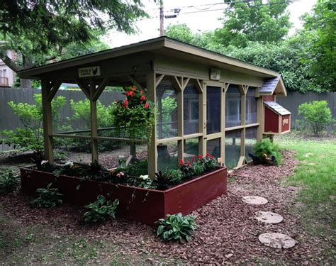 Backyard Chicken House Best 25 Backyard Coop Ideas On Yard And Coop Diy Chicken Coop And Plants For Chickens