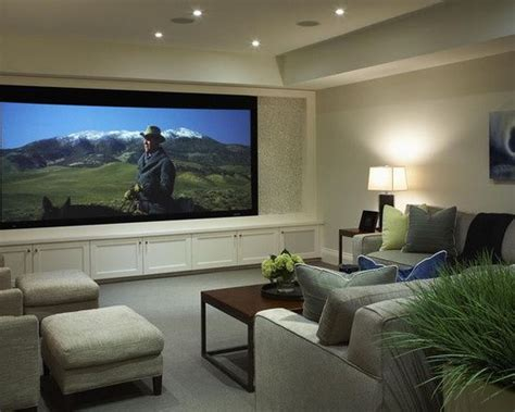 modern media room furniture 17 best ideas about home theater design on