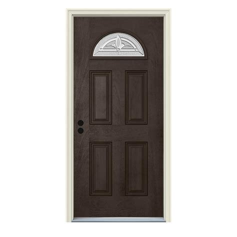 glass door wendover jeld wen 36 in x 80 in 1 lite craftsman wendover denim