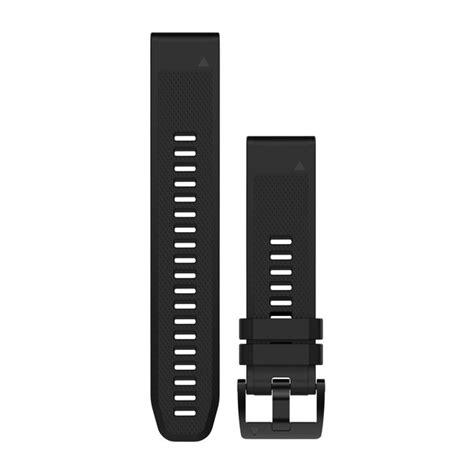Garmin Fenix 5s Quickfit 20 Black garmin quickfit interchangable band 20mm for fenix 5s silicon black sustuu
