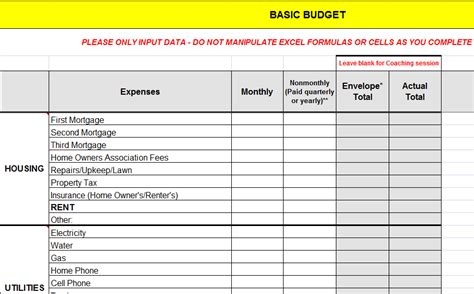 Best Photos Of Dave Ramsey Expense Tracker Money Budget Template Bank Account Register Dave Ramsey Budget Forms Templates