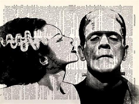 themes of monstrosity in frankenstein frankenstein and bride of frankenstein monsters in love