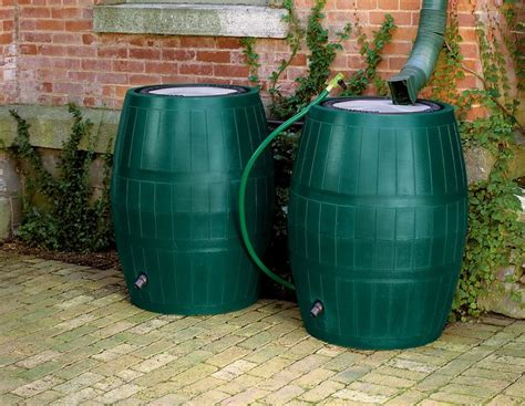 Gardeners Supply Barrel Two Barrels Buy From Gardener S Supply Things I