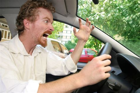 road rage    facial recognition frontier