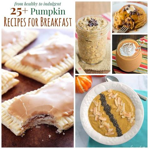 25 pumpkin recipes for breakfast cupcakes kale chips