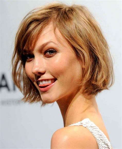 karlie kloss haircut karlie kloss short hairstyles bob haircut for short hair