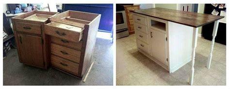 base cabinets for kitchen island hometalk old base cabinets repurposed to kitchen island