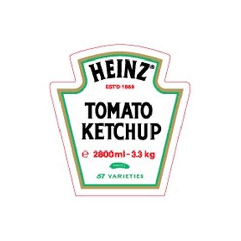 heinz label template new lrc army