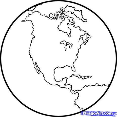 globe coloring pages az coloring pages
