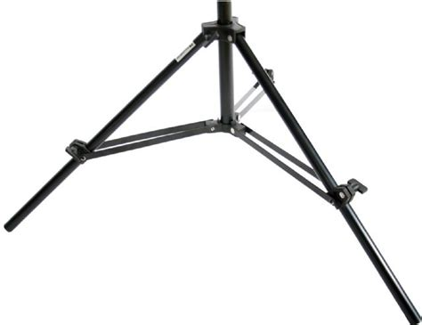 Tripod Standing L Falcon Light Stand With Adjustable Legs L 2440a B 240 Cm