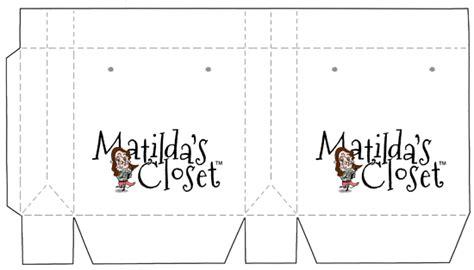 pattern in making paper bag make a doll sized shopping bag matilda jo originals
