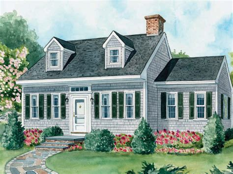 colonial cape cod house house plans with interior photos cape cod style house
