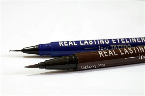Eyeliner K Palette k palette 1day real lasting eyeliner ang savvy