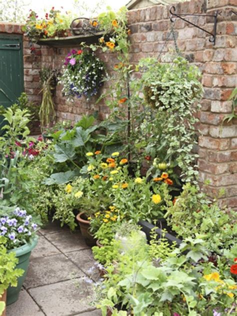 put your deck or patio to work grow vegetables and herbs