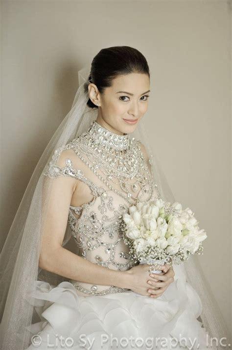 Kristine Hermosa Wedding Gown