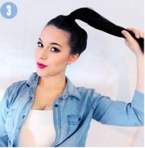 tutorial rambut diikat tutorial keriting rambut dengan cepat hanya 5 menit