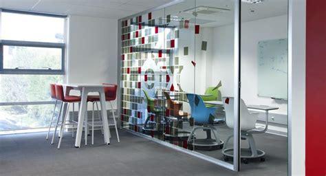 Cloison Vitr馥 Bureau - cloisons de bureaux vitr 233 e pleine semi pleine avec