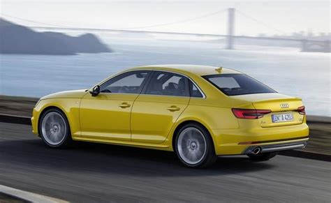 audi rate in india audi a4 price in india gst rates images mileage