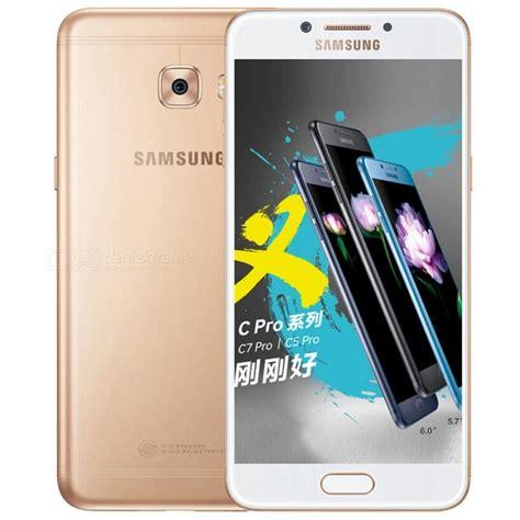 Samsung Galaxy C5 2016 32gb Ram 4gb Free Ongkir samsung galaxy c5 pro 2016 c5010 lte mobile phone with 4gb ram 64gb rom golden free shipping