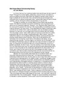 Sample Essays For Scholarships Scholarships Applications Essay
