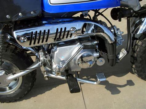 50ccm Motorrad Mit Schaltung by Skyteam St50 8 50ccm Monkey Nachbau Pocket Bike Dirtbike