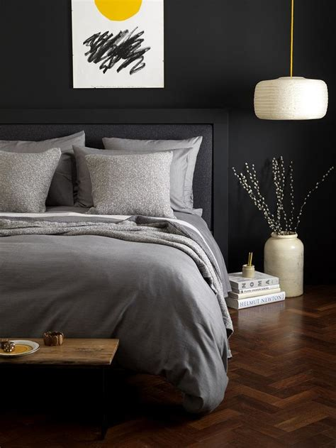 dark grey coverlet best 25 dark grey bedding ideas on pinterest dark