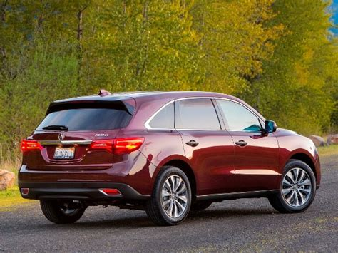 acura mdx buyers guide kelley blue book