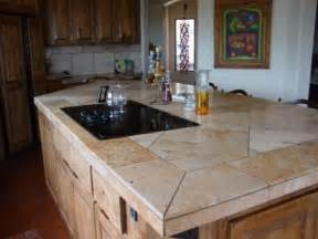 Tile Kitchen Countertops by Tiled Kitchen Countertop Kitchen Design 2017