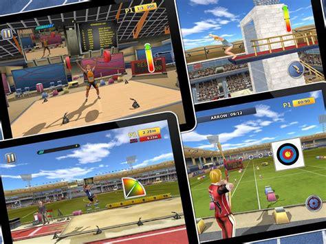athletics summer games full version apk athletics 2 summer sports apk full 1 5 data full