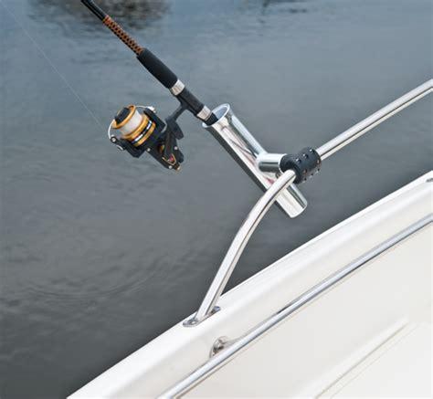 rod holders for boat rails 130 super sport model boston whaler