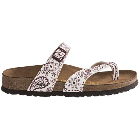 birkenstock like sandals papillio by birkenstock tabora sandals for 6459c