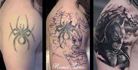 9 tatuagens que receberam coberturas impressionantes