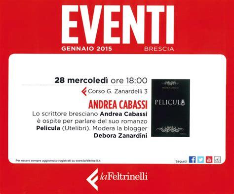 libreria feltrinelli brescia pelicula presentato a feltrinelli brescia achtung