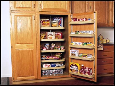 pantry storage cabinet ideas