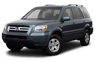 Honda Pilot Manual 2008 Honda Pilot Reviews Images And Specs