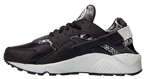 black and white pattern huaraches the snakeskin nike air huaraches are here sole collector
